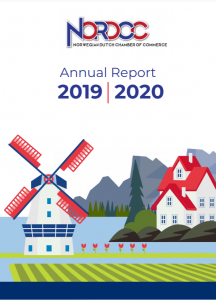 NORDCC Annual Report 2019-2020